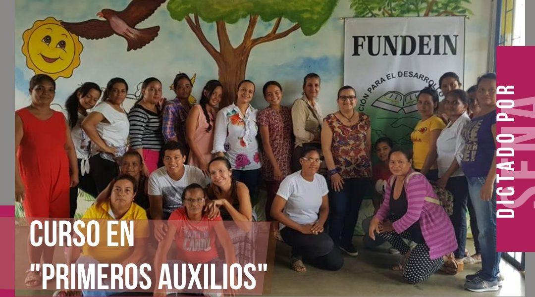"""""""CURSO EN PRIMEROS AUXILIOS"""" FUNDEIN"""