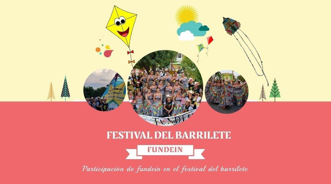"""PARTICIPACION DE FUNDEIN EN EL """"FESTIVAL DEL BARRILETE"""""""