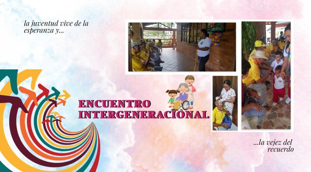 """ENCUENTRO INTERGENERACIONAL """"CENTRO DE VIDA"""""""