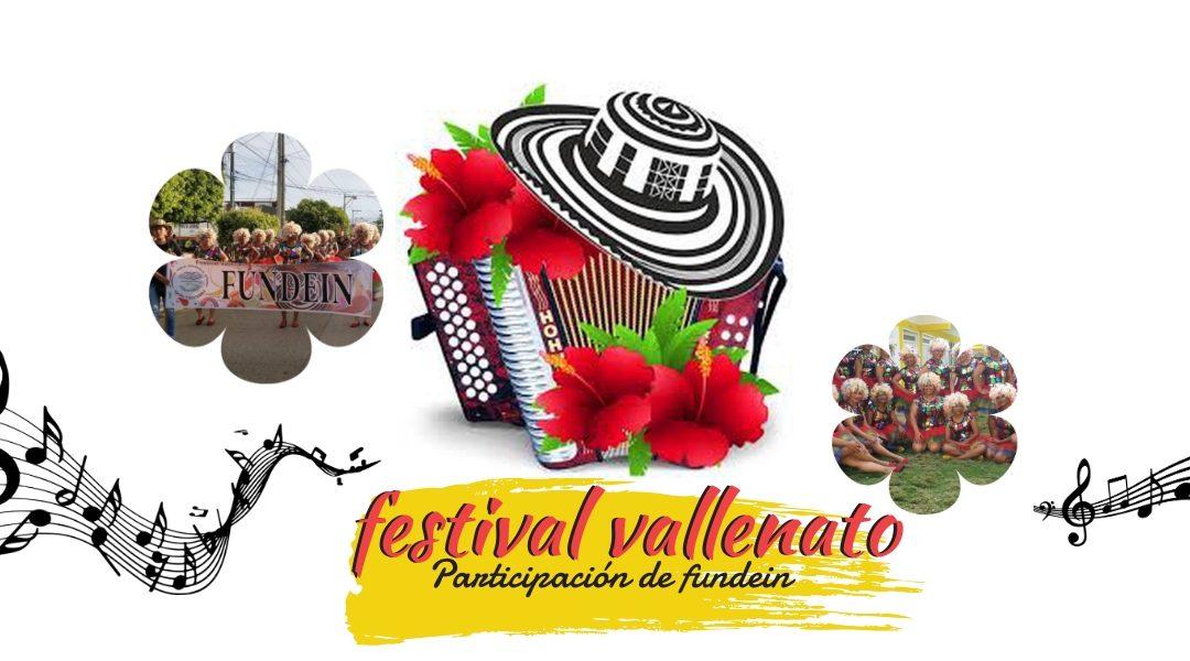 PARTICIPACION DE FUNDEIN EN EL FESTIVAL VALLENATO 2019
